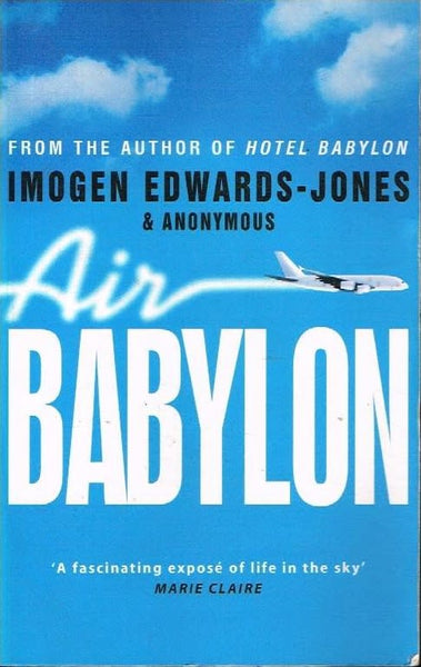 Air Babylon Imogen Edwards-Jones