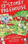 The 13-storey treehouse Andy Griffiths