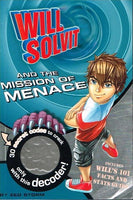 Will Solvit and the mission of menace Zed Storm