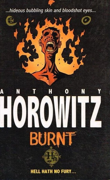 Burnt Anthony Horowitz