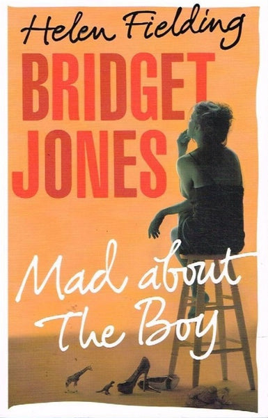 Mad about the boy Helen Fielding