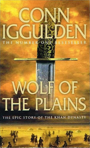 Wolf of the plains Conn Iggulden