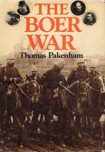 The boer war Thomas Packenham