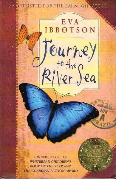 Journey to the river sea Eva Ibbotson