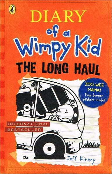 Diary of a wimpy kid the long haul Jeff Kinney