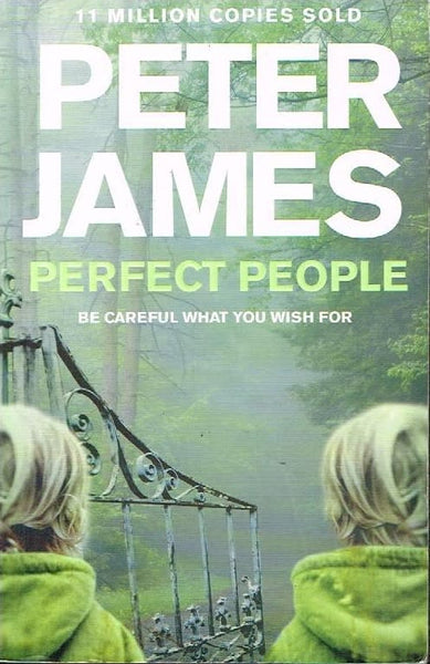 Perfect people Peter James