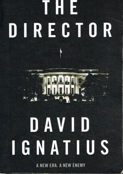 The director David Ignatius