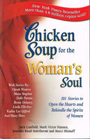 Chicken soup for the woman's soul Jack Canfield Mark Victor hansen