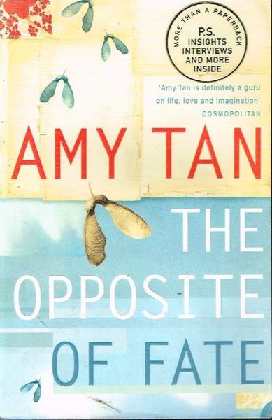 The opposite of fate Amy Tan