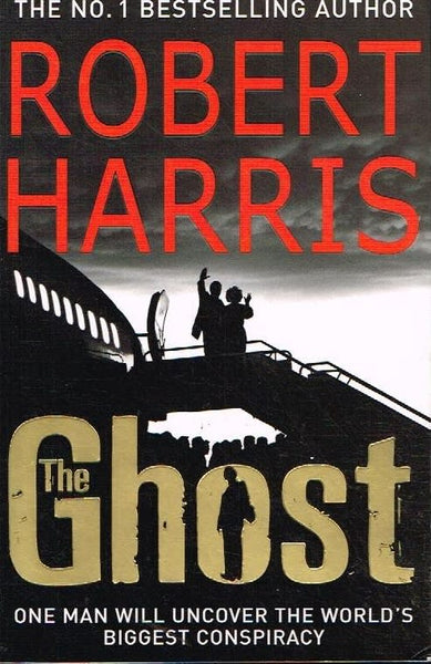 The ghost Robert Harris