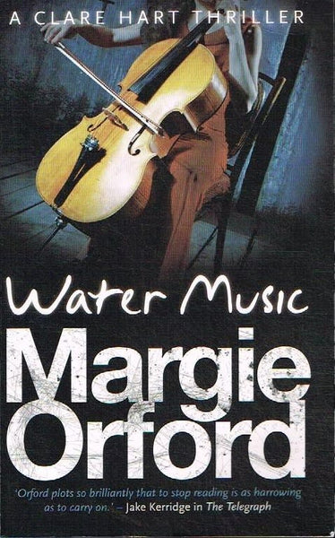 Water music Margie Orford