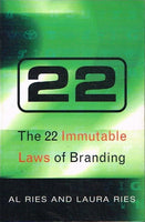 The 22 immutable laws of branding Al Ries and Laura Ries
