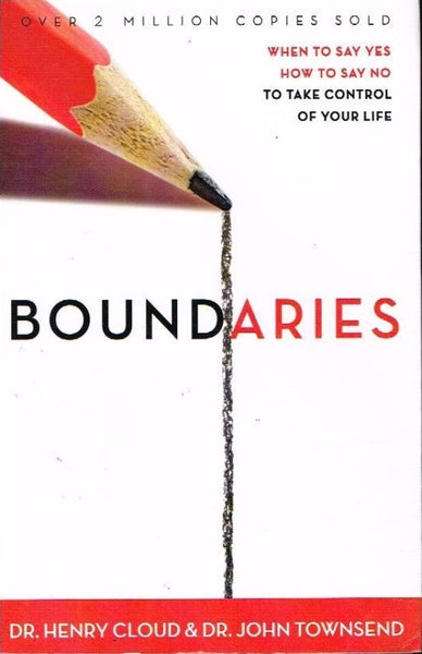 Boundaries Dr Henry Cloud & Dr John Townsend