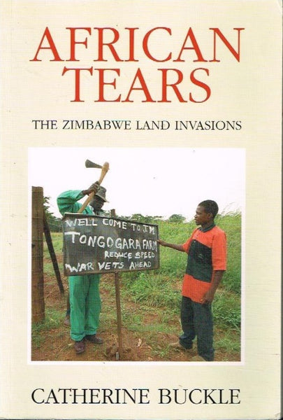 African tears Catherine Buckle