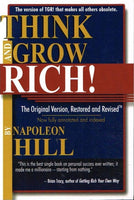 Think and grow rich ! the original version, restored and revised Napoleon Hill