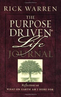 The Purpose Driven Life Journal Warren, Rick