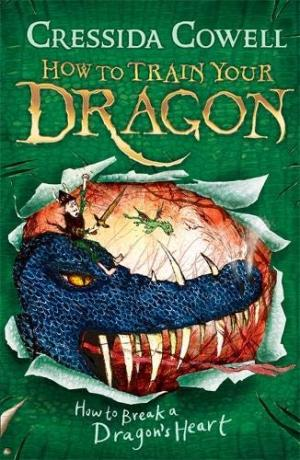 How to Break a Dragon's Heart Cressida Cowell