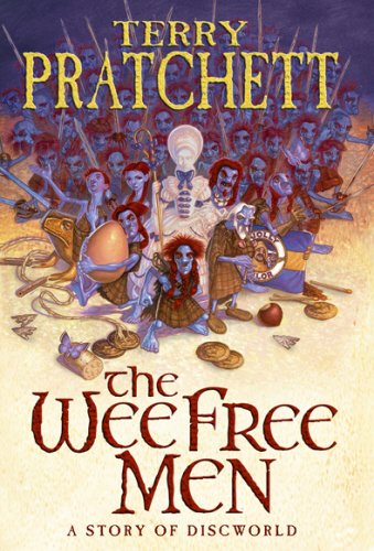 The Wee Free Men Pratchett, Terry (1st edition 2003)