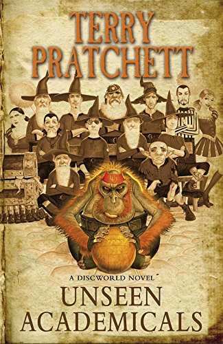 Unseen Academicals Terry Pratchett (1st edition 2009)