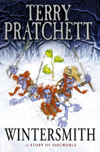 Wintersmith Terry Pratchett (1st edition 2006)