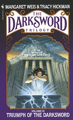 Triumph of the Darksword Margaret Weis; Tracy Hickman