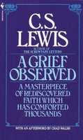 A Grief Observed Lewis, C.S.