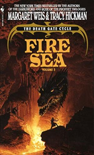 Fire Sea  Margaret Weis, Tracy Hickman