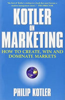 Kotler On Marketing Kotler, Philip