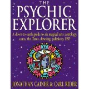 The Psychic Explorer Jonathan Cainer; Carl Rider