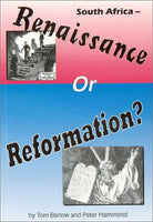 South Africa: Renaissance or Reformation? Barlow, Tom & Hammond, Peter