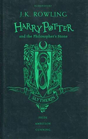 Harry Potter and the Philosopher's Stone: Slytherin Edition Rowling, J. K.