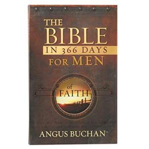 The Bible in 366 Days for Men of Faith Angus Buchan