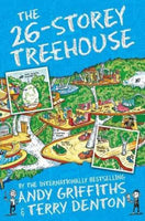 The 26-Storey Treehouse (The Treehouse Books) Griffiths, Andy
