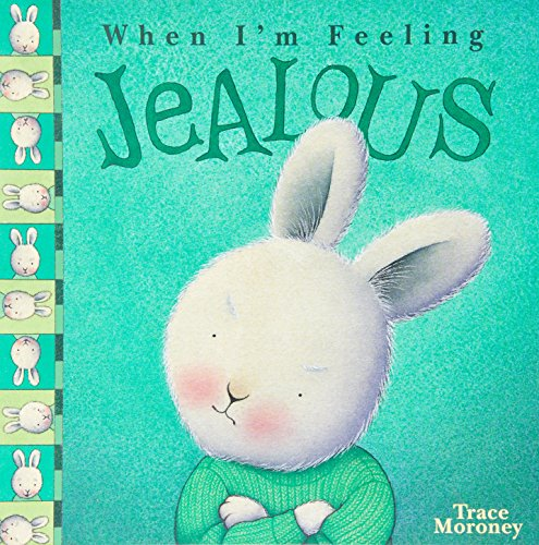 When I'm feeling jealous Trace Moroney