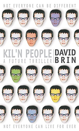 Kil'n People Brin, David