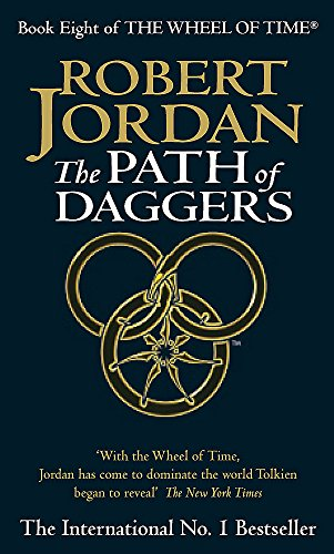 The Path of Daggers Jordan, Robert