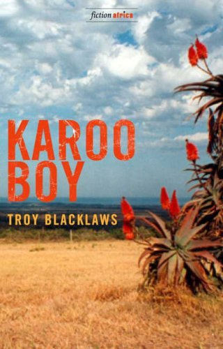 Karoo Boy Troy Blacklaws