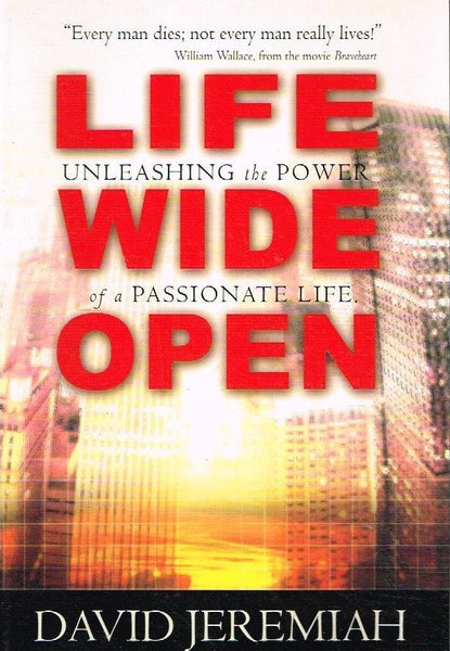 Life wide open David Jeremiah