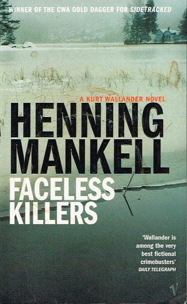 Faceless killers Henning Mankell