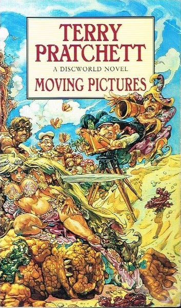 Moving pictures Terry Pratchett