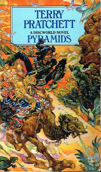 Pyramids Terry Pratchett