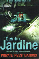 Private investigations Quintin Jardine