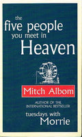 The five people you meet in heaven Mitch Albom