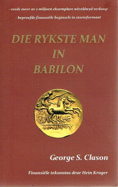 Die rykste man in Babilon George S Clason