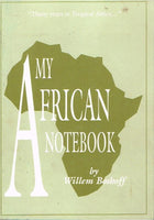 My African notebook by Willem Boshoff