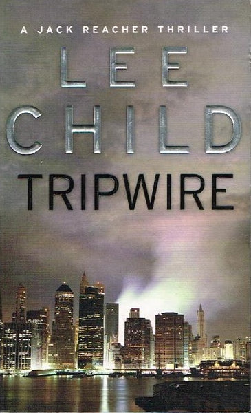 Tripwire Lee Child