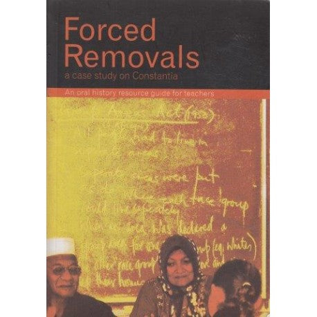 Forced Removals: A Case Study on Constantia Institute for Justice and Reconciliation