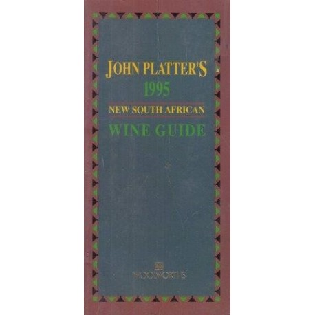 Platter's South African Wine Guide 1995