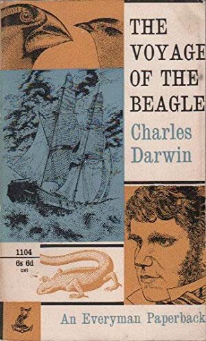 The Voyage of the Beagle Darwin, Charles