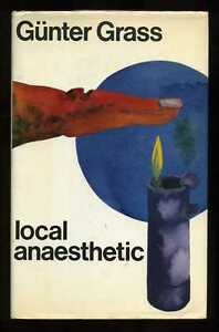 Local Anaesthetic Grass, Gunter (1st edition 1970)